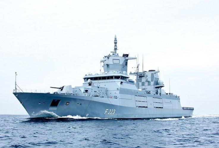 Các khu trục hạm F125 dự kiến sẽ chủ yếu hoạt động tại khu vực biển Baltic, chúng được đánh giá là lớp chiến hạm mạnh nhất tại đây và sẽ gây áp lực cực lớn lên Hải quân Nga
