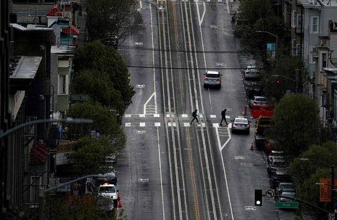 Kể từ ngày 16/3, San Francisco ban hành lệnh