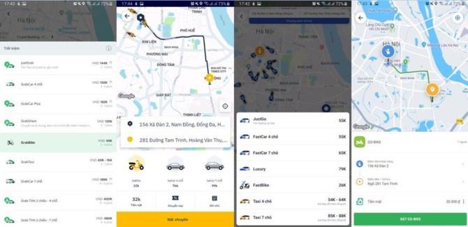 Cuộc chiến về giá cước giữa các dịch vụ gọi xe công nghệ - Ảnh 2