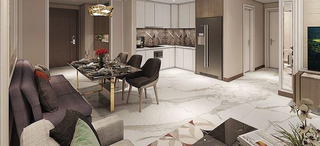 Phong cách nội thất của một căn hộ hạng sang