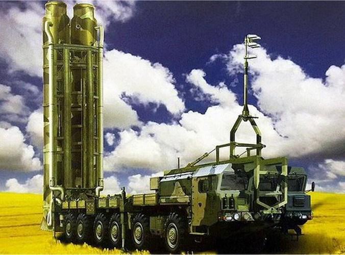 """""""Những thành phần cụ thể bao gồm xe bệ phóng, các bộ phận của khí tài định vị đa chức năng và tổ hợp dẫn hướng cho tên lửa""""."""