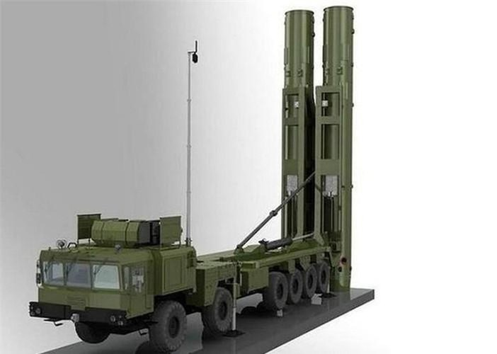 """""""Bên cạnh đó là một sở chỉ huy đặt trên khung gầm xe việt dã và các đơn vị vận tải cho một hệ thống radar cảnh báo sớm đã được phát triển""""."""