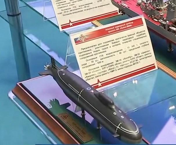 Các chuyên gia quân sự tin rằng Laika của Nga sẽ là một đối trọng xứng đáng với tàu ngầm tấn công hạt nhân Virginia được phát triển bởi Mỹ, chúng đều là những
