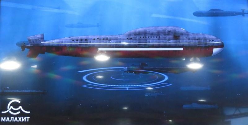 Các chuyên gia Mỹ cho rằng Nga sẽ sản xuất khoảng 10 chiếc tàu ngầm loại này. Nhưng do chi phí cao, họ không nghĩ rằng công việc trên sẽ được bắt đầu trước năm 2023.