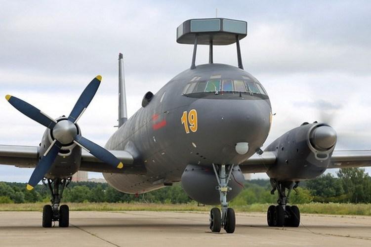 """""""Các máy bay chiến đấu tàng hình F-22A Raptor của Mỹ đã chặn hai máy bay tuần tra chống ngầm Il-38N của hải quân Nga đang hoạt động ở khu vực Biển Bering""""."""