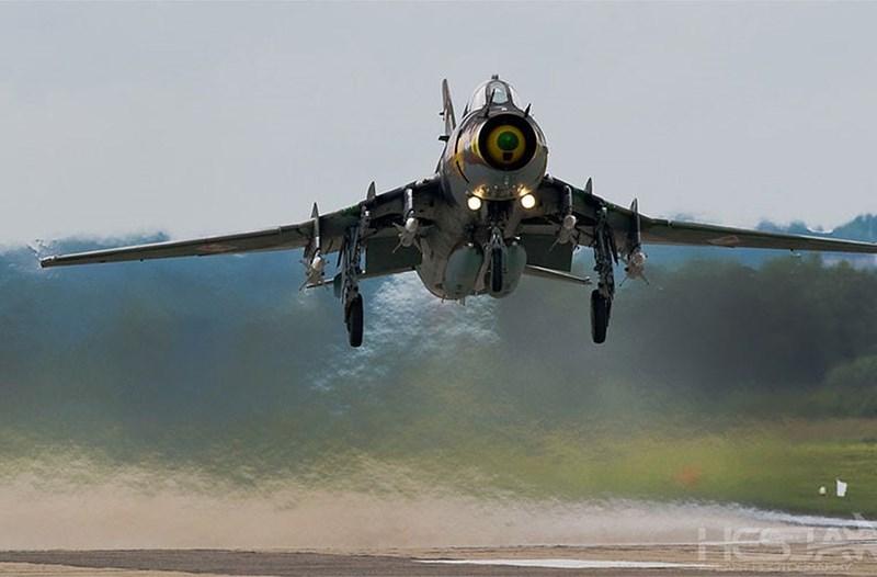 """Sức mạnh """"đôi cánh ma thuật"""" cường kích Su-22 của Việt Nam - Ảnh 17"""