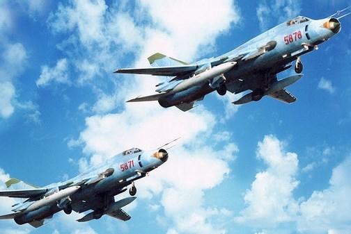 """Sức mạnh """"đôi cánh ma thuật"""" cường kích Su-22 của Việt Nam - Ảnh 15"""