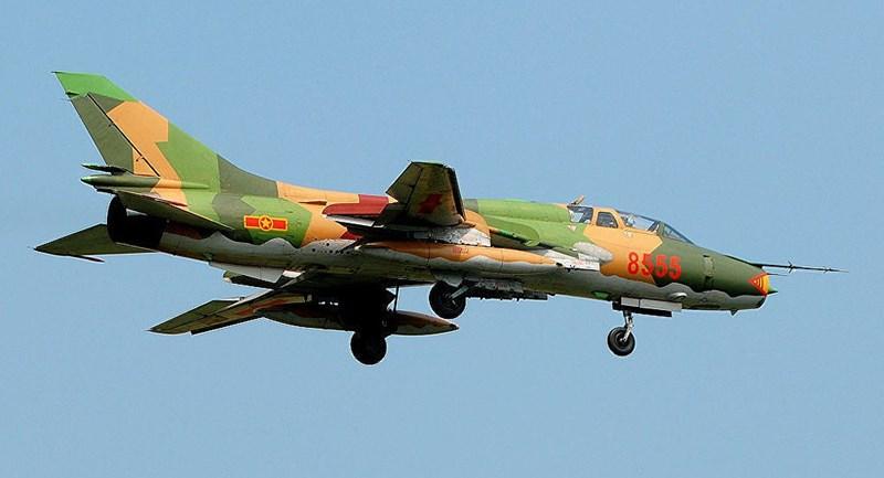 """Sức mạnh """"đôi cánh ma thuật"""" cường kích Su-22 của Việt Nam - Ảnh 13"""