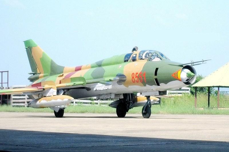 """Sức mạnh """"đôi cánh ma thuật"""" cường kích Su-22 của Việt Nam - Ảnh 12"""