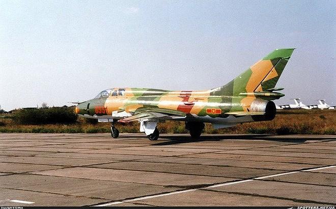 """Sức mạnh """"đôi cánh ma thuật"""" cường kích Su-22 của Việt Nam - Ảnh 11"""