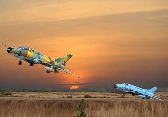 """Sức mạnh """"đôi cánh ma thuật"""" cường kích Su-22 của Việt Nam - Ảnh 9"""