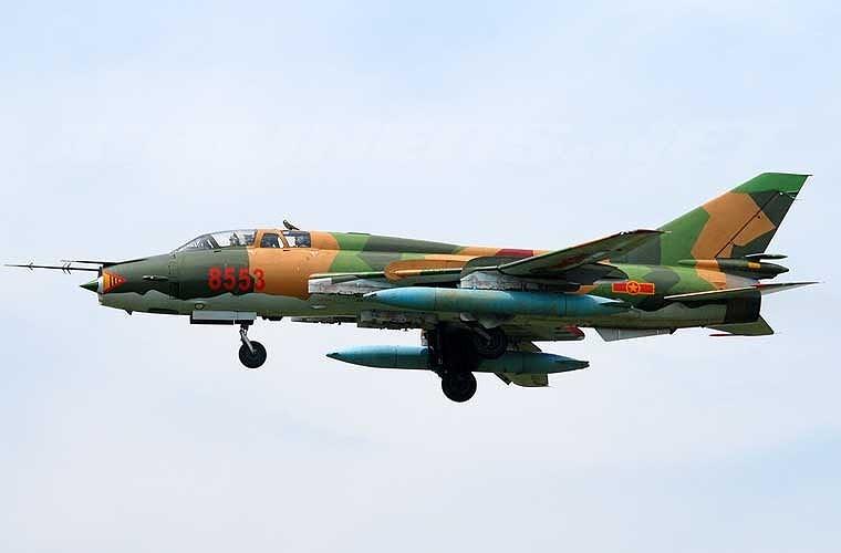 """Sức mạnh """"đôi cánh ma thuật"""" cường kích Su-22 của Việt Nam - Ảnh 7"""