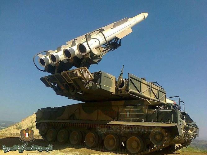 Cụ thể, một tên lửa phòng không của tổ hợp Buk-M2E mặc dù không thể bắn trúng chiếc tiêm kích F-16 của Israel tuy nhiên đã gây ra một số thiệt hại tại vị trí thân máy bay do vụ nổ đầu đạn tên lửa ở ngay gần.