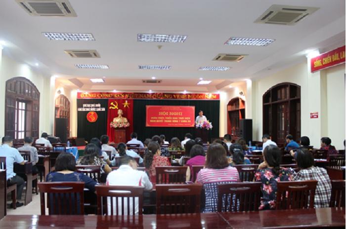 Ban Chấp hàng Công đoàn Kho bạc Nhà nước Lạng Sơn thường xuyên phối hợp chặt chẽ với Ban lãnh đạo đơn vị tổ chức Hội nghị cán bộ công chức, người lao động