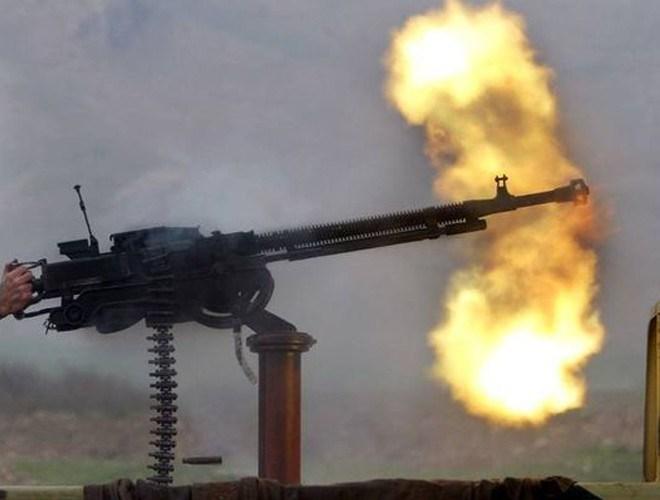 Đây là mẫu súng máy hạng nặng huyền thoại của Liên Xô trong thế chiến thứ hai và chúng được sử dụng cho tới tận ngày nay.