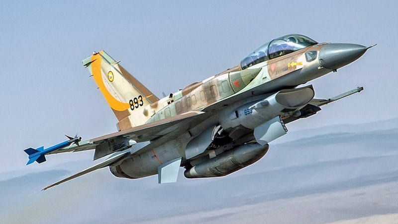 Đúng như phán đoán, rạng sáng ngày 27/4, các máy bay chiến đấu của không quân Israel đã phát động một loạt các cuộc tấn công tên lửa vào thủ đô Damascus của Syria.
