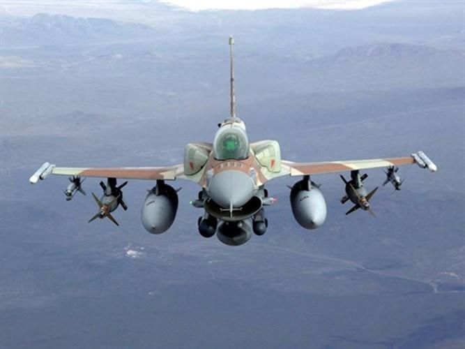 Đại diện quân đội chính phủ Syria (SAA) và hãng thông tấn nhà nước Syria (SANA) tuyên bố các hệ thống phòng không đã phản ứng kịp thời, đẩy lui cuộc tấn công của tiêm kích Israel và như mọi khi