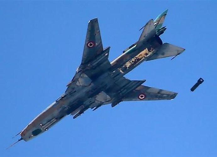 Với gói nâng cấp này, nhà sản xuất Sukhoi của Nga tin rằng, những chiếc cường kích Su-22 của Không quân Syria đã lột xác hoàn toàn và trở thành chiến đấu cơ đa năng đủ sức độc lập tác chiến và đương đầu với bất kỳ tiêm kích hiện đại nào, dù đó là F/A-18 của Mỹ.