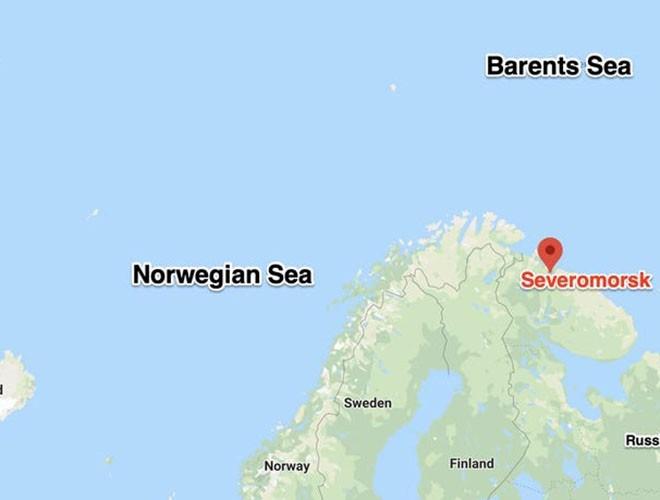 [Ảnh] Hải quân Mỹ đưa tàu chiến vào Biển Barents lần đầu tiên sau 3 thập niên - Ảnh 4