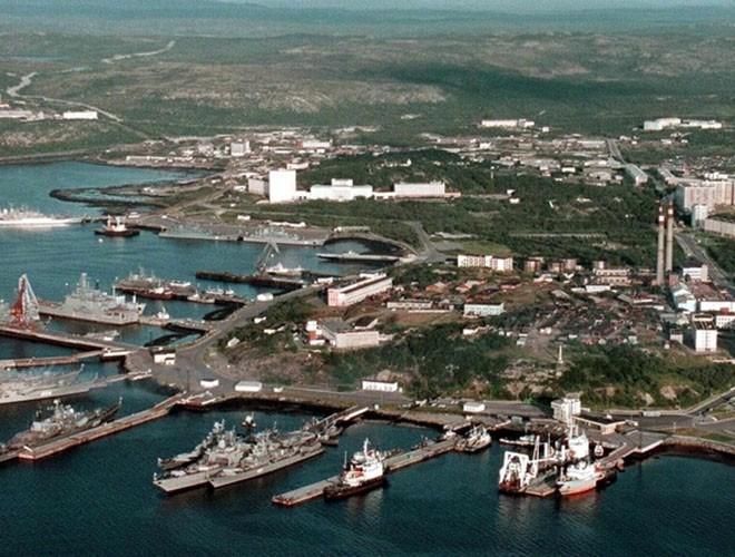 [Ảnh] Hải quân Mỹ đưa tàu chiến vào Biển Barents lần đầu tiên sau 3 thập niên - Ảnh 3