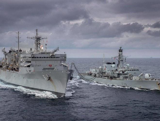 [Ảnh] Hải quân Mỹ đưa tàu chiến vào Biển Barents lần đầu tiên sau 3 thập niên - Ảnh 2