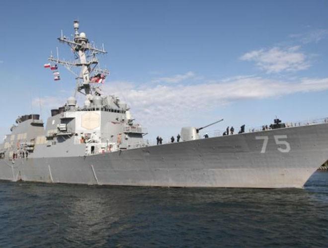 [Ảnh] Hải quân Mỹ đưa tàu chiến vào Biển Barents lần đầu tiên sau 3 thập niên - Ảnh 1