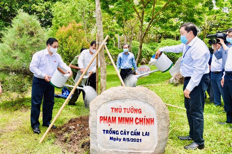 Thủ tướng Chính phủ Phạm Minh Chính tiếp xúc cử tri tại TP. Cần Thơ - Ảnh 1