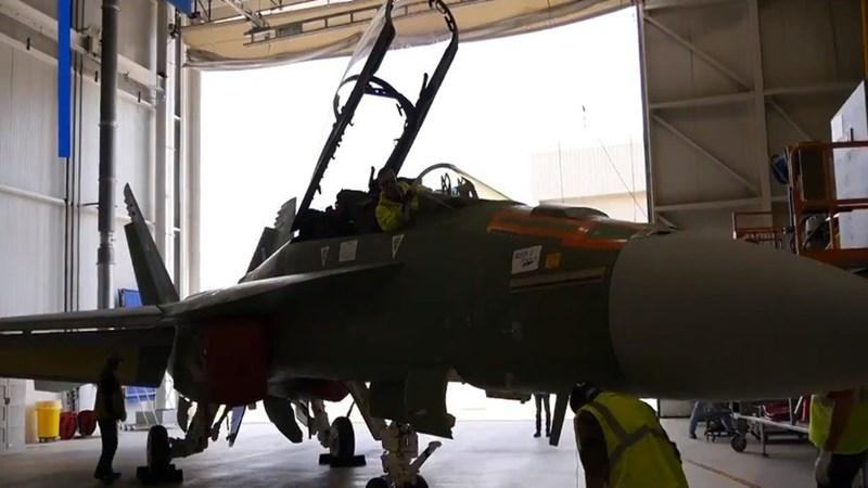 F/A-18 Block III Super Hornet với những đổi mới về hệ thống điện tử, khả năng bán tàng hình, tăng tầm tác chiến, trang bị hệ thống điện tử mới nhằm cho phép nó tương thích tốt hơn với các máy bay F-35C.