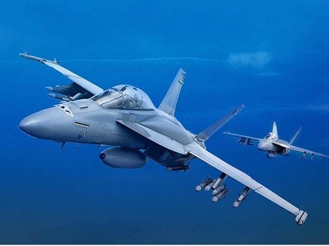 Ngoài trang bị cho không quân hải quân Mỹ, nhà sản xuất hy vọng F/A-18 Block III Super Hornet sẽ là mặt hàng xuất khẩu tiềm năng.