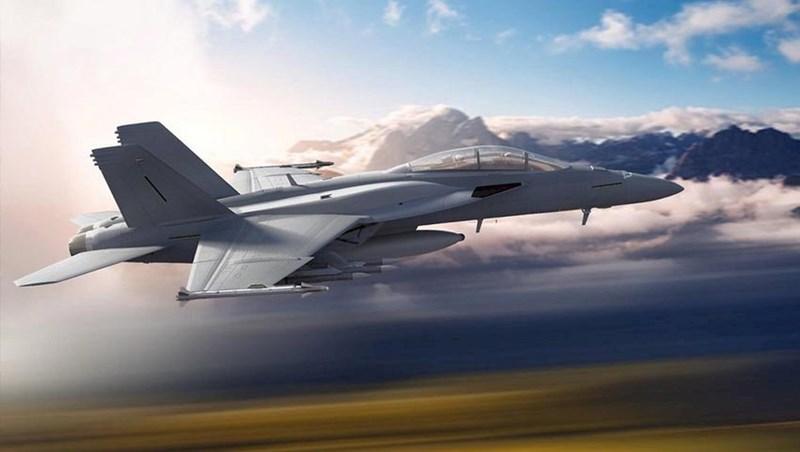 Ngoài việc có khả năng tương tác với máy bay không người lái, F/A-18 Block III Super Hornet cũng có thể kết hợp với F-35C chống lại Su-57 hoặc độc lập đối phó với dòng tiêm kích thế hệ 5 của Nga.