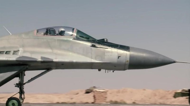 Nhiều bộ phận khác của máy bay cũng bị ăn mòn đáng kể. Điều này có thể cho thấy tình trạng bi đát của những chiếc tiêm kích mạnh nhất trong không quân Syria.