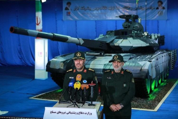 Theo các chuyên gia quân sự quốc tế, sở dĩ Iran không muốn mua xe tăng T-90 do họ đã có sản phẩm thay thế xứng đáng, đó là chiếc MBT nội địa có tên gọi Karrar.