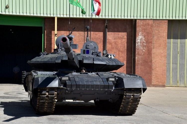 Hệ thống điện tử của xe tăng Karrar đang bị đặt một dấu hỏi lớn, nhưng có lẽ nó không hề thua kém T-90MS bởi vì Iran đã được Trung Quốc cung cấp nhiều công nghệ điện tử tối tân.