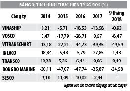 Thực trạng tài chính các công ty vận tải biển thuộc Tổng công ty hàng hải Việt Nam - Ảnh 3