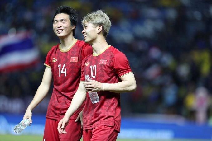 [Video] HLV Park Hang-seo ghi dấu trong trận thắng Thái Lan  - Ảnh 10