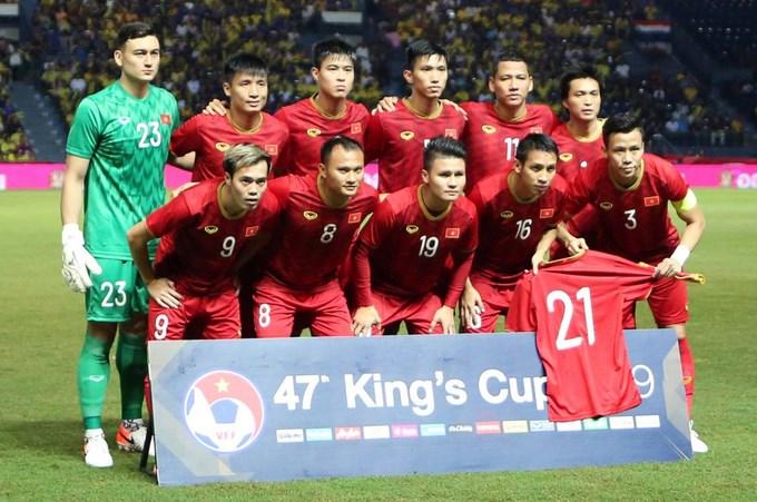 [Video] HLV Park Hang-seo ghi dấu trong trận thắng Thái Lan  - Ảnh 5