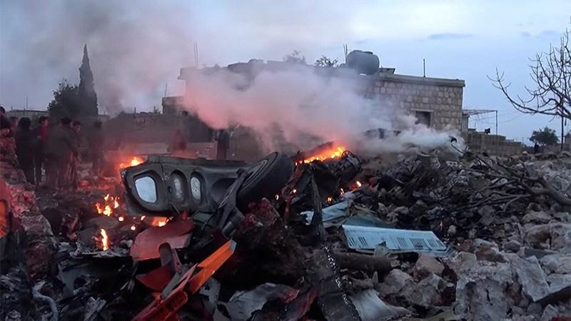 Với tên lửa vác vai Yerli do Thổ Nhĩ Kỳ sản xuất và cung cấp, phiến quân cố thủ tại Idlib và Hama có thể gây ra cho không quân Nga những thiệt hại cực kỳ nghiêm trọng.