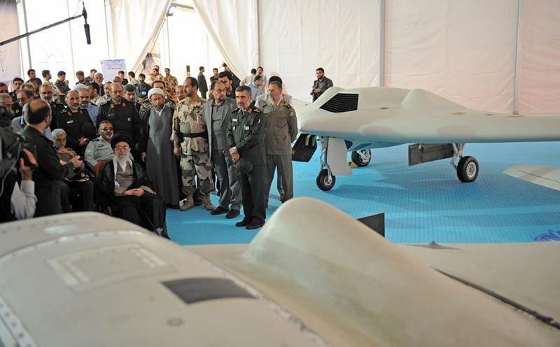 Mặc dù Mỹ tuyên bố máy bay bị trục trặc kỹ thuật dẫn tới việc bị Iran bắt giữ, nhưng Tehran lại khẳng định rằng họ đã chế áp điện tử và ép chiếc UAV này phải hạ cánh.