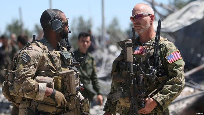 Tuy rút khỏi Syria nhưng Mỹ vẫn cam kết sẽ hỗ trợ hỏa lực cho các đồng minh cũng như vẫn tiến hành các hoạt động quân sự cần thiết để chống lại tàn quân IS.