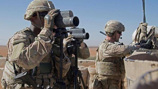 Mỹ hiện duy trì khá nhiều căn cứ không quân và hải quân xung quanh lãnh thổ Syria, cho phép họ đưa ra được phản ứng kịp thời trong trường hợp có yêu cầu cấp thiết.