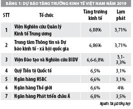 Triển vọng tăng trưởng kinh tế Việt Nam và một số khuyến nghị - Ảnh 1