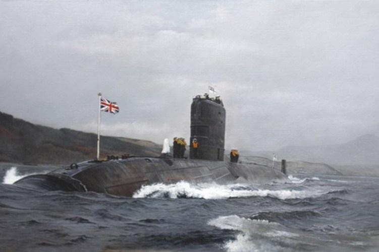 """""""London rõ ràng nên được nhắc nhở rằng Bắc Cực là một trong những tiền đồn quan trọng của Nga, nơi đặt các phương tiện phòng thủ tiên tiến nhất""""."""