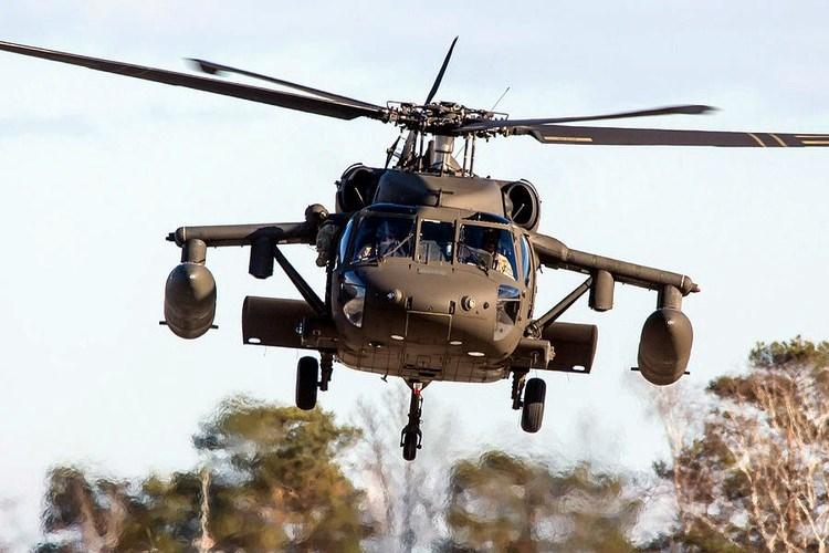 UH-60M là biến thể nâng cấp của dòng trực thăng UH-60 nổi tiếng của Mỹ.