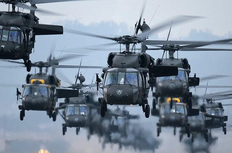 Ước tính phi đội UH-60 của Mỹ đã có hơn 9 triệu giờ bay và rất nhiều biến thể trong số đó là trực thăng vũ trang hỗ trợ tác chiến trên không.