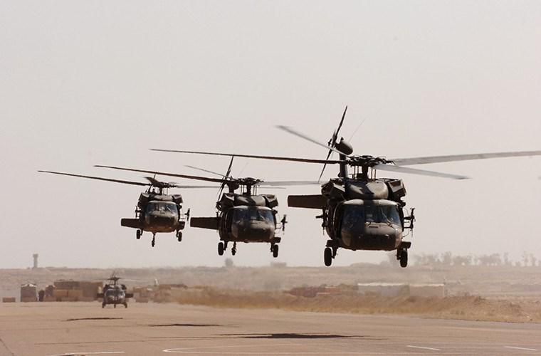 Đại diện của Cục hợp tác An ninh Quốc phòng Mỹ giải thích, các máy bay trực thăng này trang bị thêm 2 động cơ dự phòng, 2 hệ thống cảnh báo sớm tên lửa tấn công dự phòng và 12 súng máy.