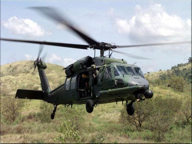 Sikorsky bàn giao phiên bản UH-60M Black Hawk đầu tiên cho Quân đội Mỹ vào năm 2007.