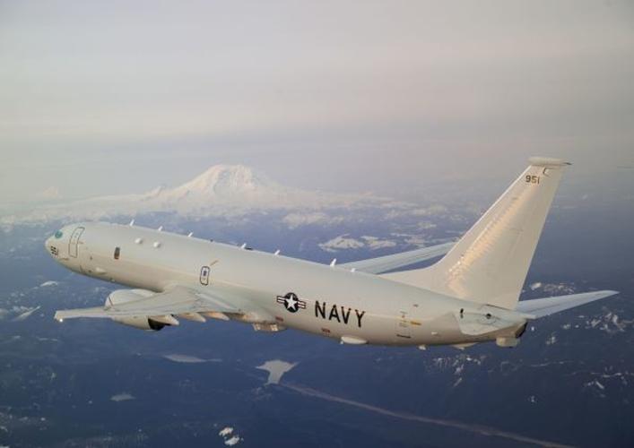 Mới đây một máy bay trinh sát của hải quân Mỹ vẫn có thể xâm phạm không phận Syria, áp sát căn cứ không quân Nga và tiến sâu vào gần 5 km.