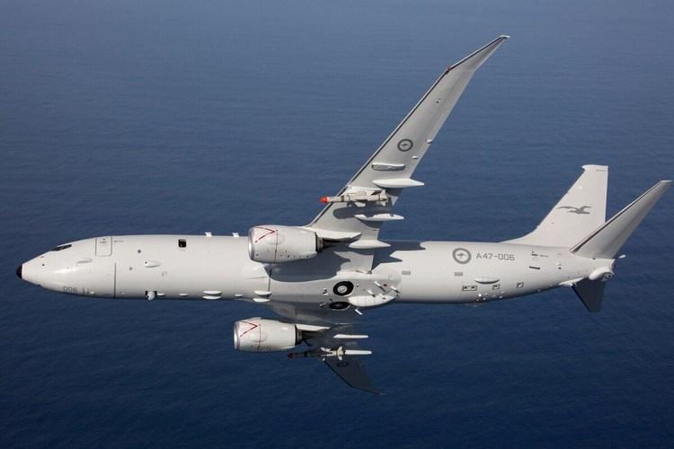"""""""Chiếc máy bay trinh sát hải quân đã hoạt động gần căn cứ Hmeimim của Nga và áp sát cả quân cảng Tartus"""