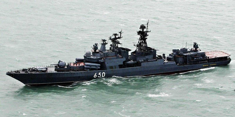 Phương án nâng cấp như trên được xem như lựa chọn hợp lý nhất cho các chiến hạm cỡ lớn được đóng từ thời Liên Xô có tình trạng khung vỏ còn tương đối tốt, có thể phục vụ thêm một thời gian dài nữa.