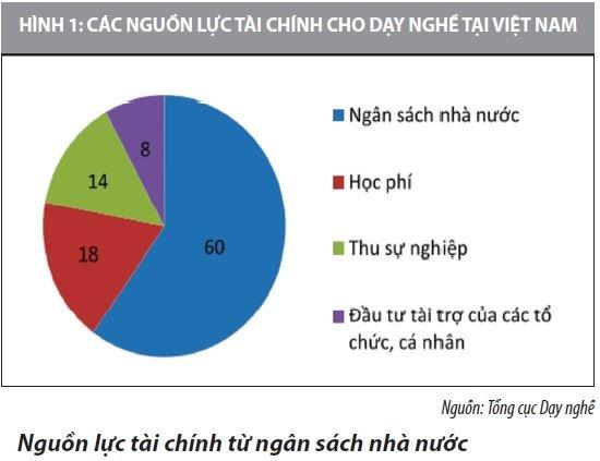 Huy động và phát triển các nguồn lực tài chính cho đào tạo nghề tại Việt Nam - Ảnh 1